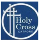 Holy Cross Church -Catford logo